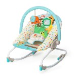 Bright Starts Rocker - Sunshine Seaside