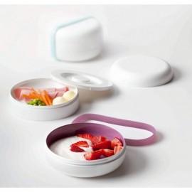 Suavinex Bentoo - Set Combinable Plates +4m (Hello Fox) - BB