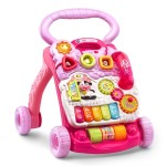 Vtech Sit To Stand Learning Walker (Pink)