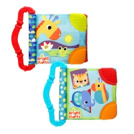 Bright Starts Teether Book