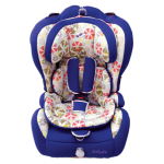 SS Original Life Child Car Seat (GR. 1+2+3) - Diamond Blue