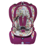 SS Original Life Child Car Seat (GR. 1+2+3) - Hot Pink