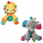 Bright Starts Tag' N Play Pals