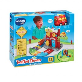 Vtech Toot Toot Drivers Fire Station